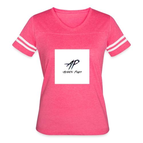 aiydenplaysmerch - Women's Vintage Sport T-Shirt