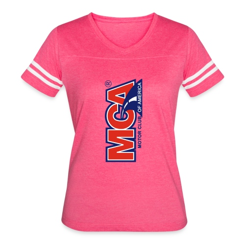MCA Logo Iphone png - Women's Vintage Sport T-Shirt
