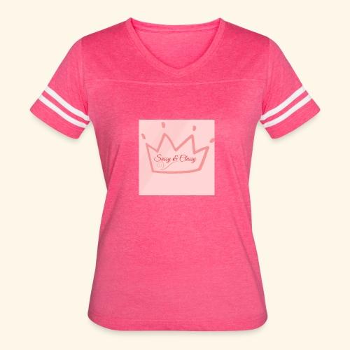 SassyClass - Women's Vintage Sport T-Shirt