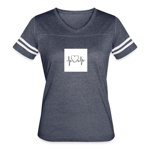KinQuin - Women's Vintage Sport T-Shirt