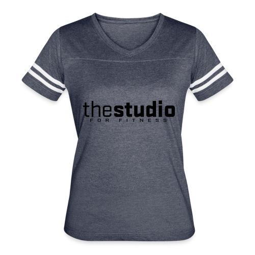 mens sleeveless - Women's Vintage Sports T-Shirt