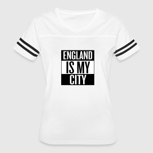 England is my City - Women's Vintage Sport T-Shirt