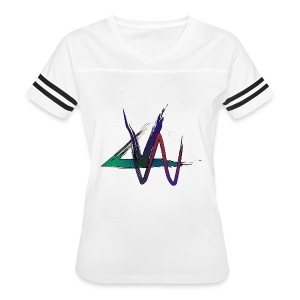 Variance Just the logo - Women's Vintage Sport T-Shirt