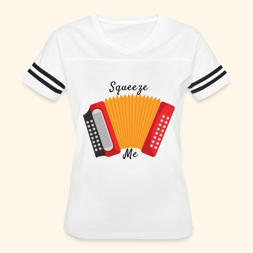 SQUEEZE me - Women's Vintage Sport T-Shirt