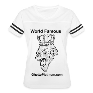 T-shirt-worldfamousForilla2tight - Women's Vintage Sport T-Shirt