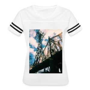 Ed Koch bridge - Women's Vintage Sport T-Shirt