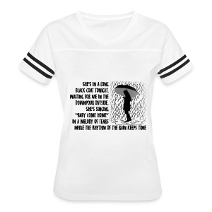 FOB Jet Pack Blues - Women's Vintage Sport T-Shirt