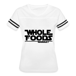 WHOLE_FOODS_STAR_WARS - Women's Vintage Sport T-Shirt