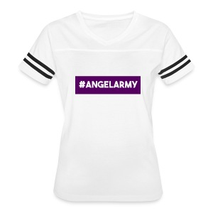 The Angel Army - Women's Vintage Sport T-Shirt