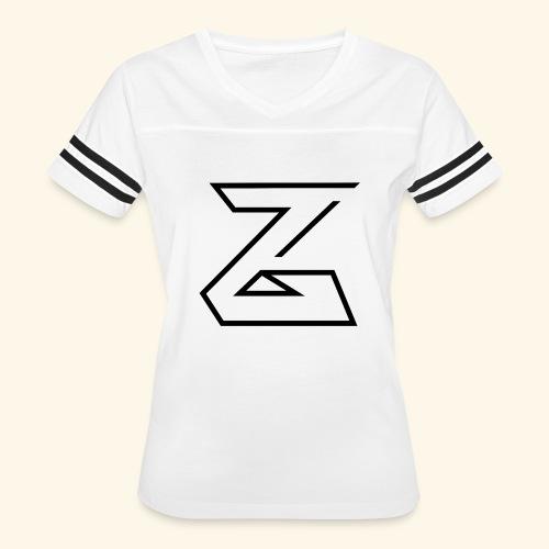 Z logo - Women's Vintage Sport T-Shirt