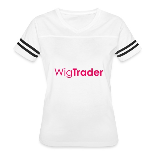 WigTrader Clothes - Women's Vintage Sport T-Shirt