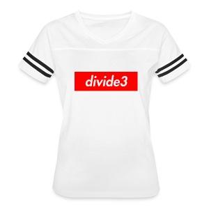 divide3 - Women's Vintage Sport T-Shirt