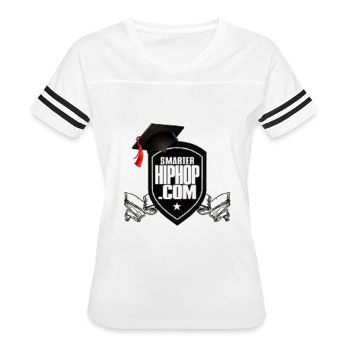 Official Smarterhiphop Merch - Women's Vintage Sport T-Shirt