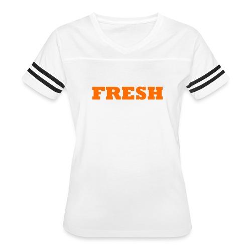 FRESH Premium Collection - Women's Vintage Sport T-Shirt