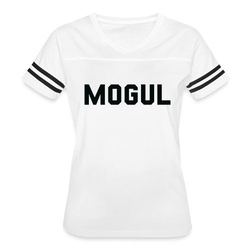 Mogul (Sport) - Women's Vintage Sport T-Shirt