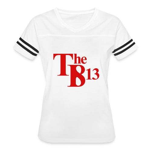 TBisthe813 RED - Women's Vintage Sport T-Shirt