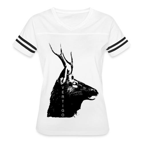 Deer Vertigo - Women's Vintage Sport T-Shirt