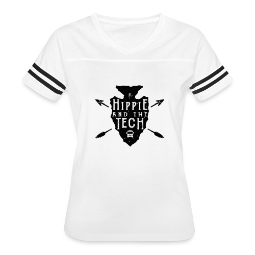 Hippie and the Tech Shirts - Women's Vintage Sport T-Shirt