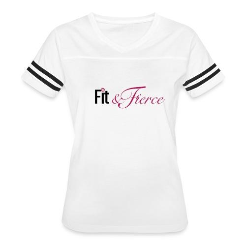 Fit Fierce - Women's Vintage Sport T-Shirt