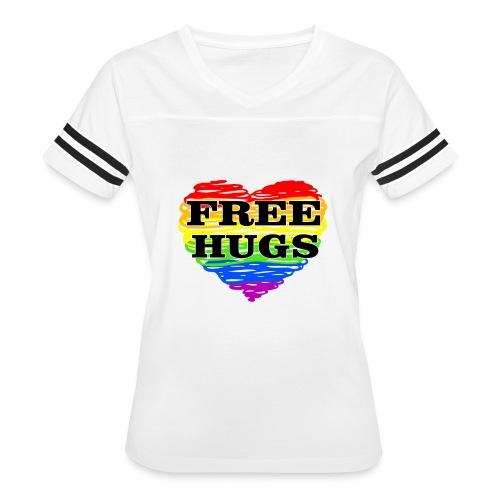 Free Hugs - Women's Vintage Sport T-Shirt