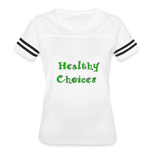 Healthychoices - Women's Vintage Sport T-Shirt