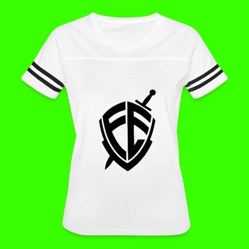 O Brasão da FE !! - Women's Vintage Sport T-Shirt