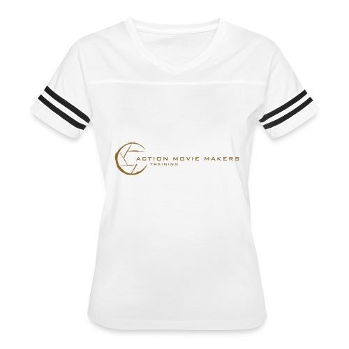 AMMT Logo Modern Look - Women's Vintage Sport T-Shirt
