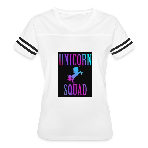 Unicorn Squad collection - Women's Vintage Sport T-Shirt