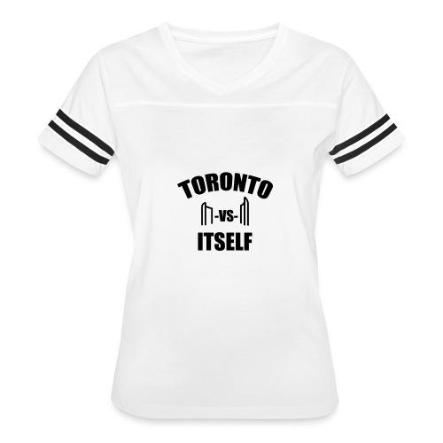 6 Versus 6 - Women's Vintage Sport T-Shirt