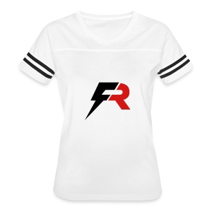 Full Ride Training Gear - Women's Vintage Sport T-Shirt