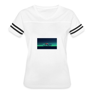 The Pro Gamer Alex - Women's Vintage Sport T-Shirt