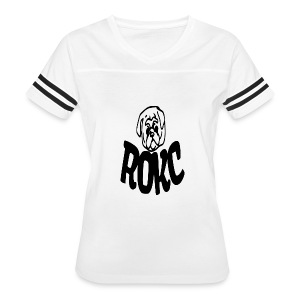 ROKC ALTERNATE LOGO - Women's Vintage Sport T-Shirt