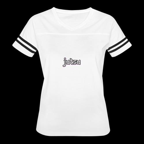 jutsu OG tee - Women's Vintage Sport T-Shirt