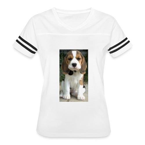 470D132F 4062 44CA 914C 4DB357B73479 - Women's Vintage Sport T-Shirt