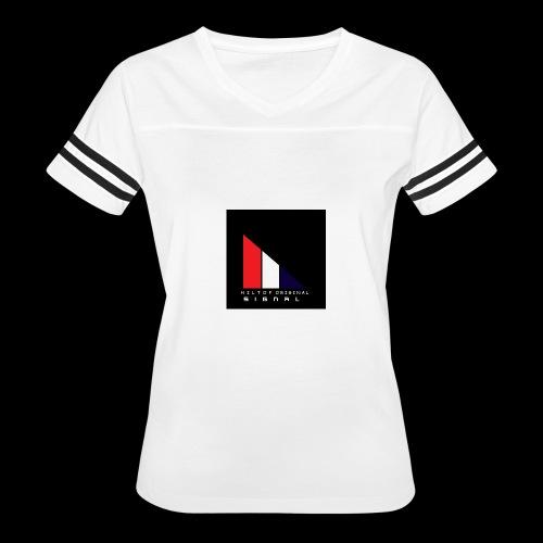 hiltop original signal - Women's Vintage Sport T-Shirt