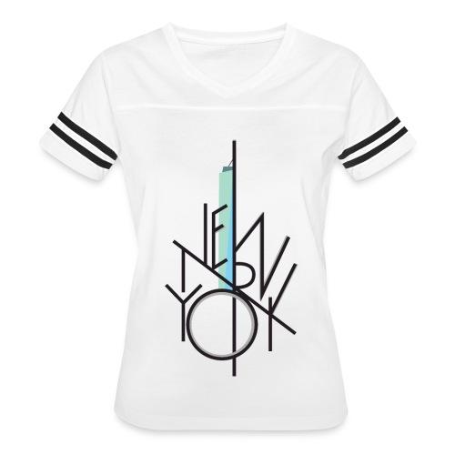 New York - Women's Vintage Sport T-Shirt