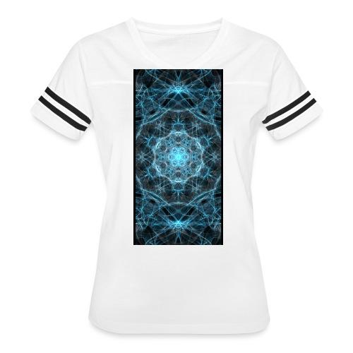 Icy Lights - Women's Vintage Sport T-Shirt