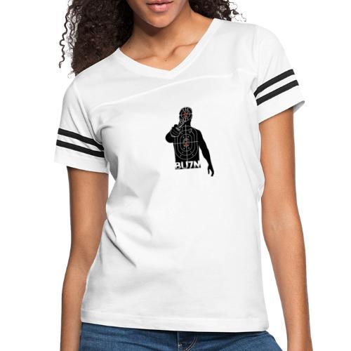 BU7N LOGO TRANSPARENT - Women's Vintage Sport T-Shirt