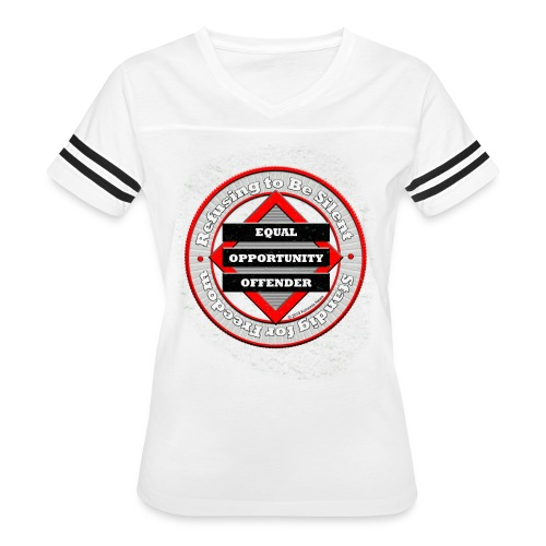 Equal Opportunity Offender - Women's Vintage Sport T-Shirt