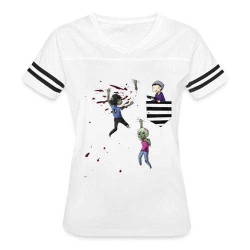 MRH Zombie Hunter - Women's Vintage Sport T-Shirt
