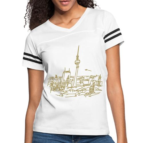 Panorama of Berlin - Women's Vintage Sport T-Shirt