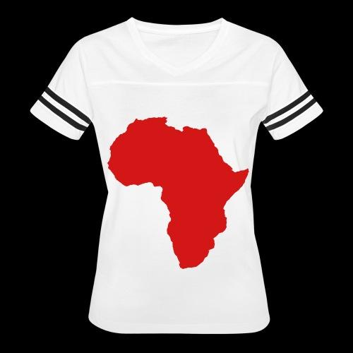 Africa - Women's Vintage Sport T-Shirt