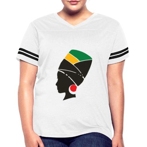 Original Kulture Sister - Women's Vintage Sport T-Shirt