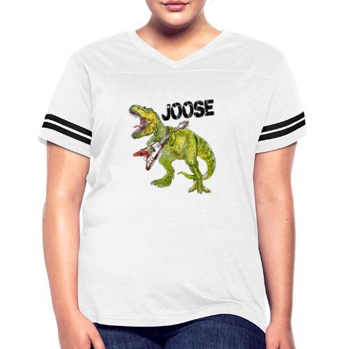 JOOSE T-Rex - Women's Vintage Sport T-Shirt