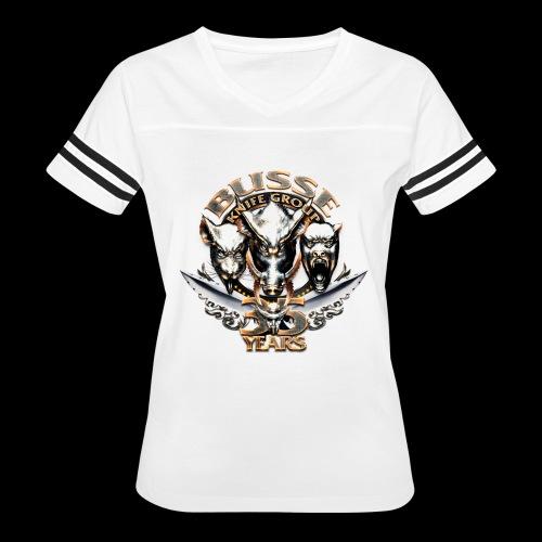 bkg35thannimversarytransparent - Women's Vintage Sport T-Shirt