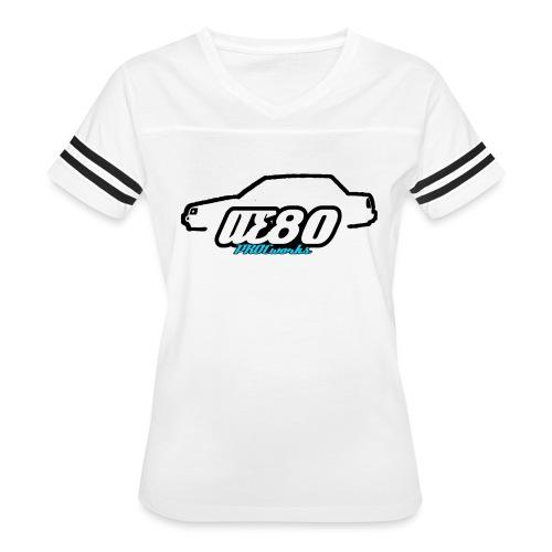 AE80 gif - Women's Vintage Sport T-Shirt