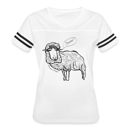Johnson Sheep - Women's Vintage Sport T-Shirt
