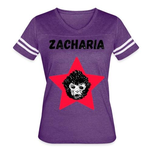 transparaent background Zacharia - Women's Vintage Sport T-Shirt