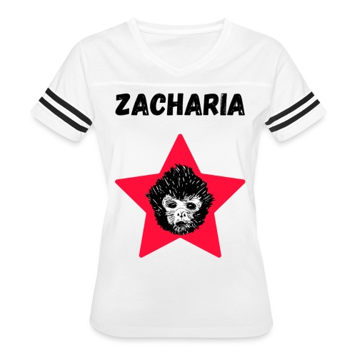 transparaent background Zacharia - Women's Vintage Sport T-Shirt