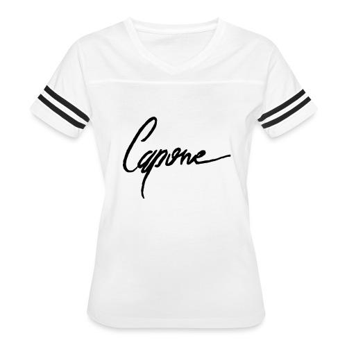 Capone - Women's Vintage Sport T-Shirt